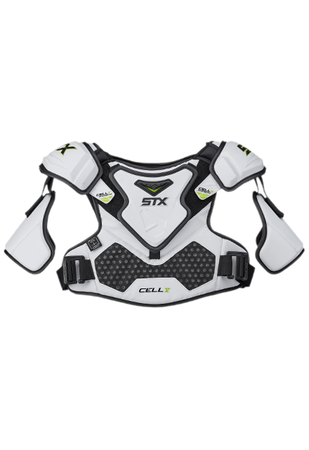 shoulder pad front